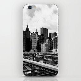 A New York minute iPhone Skin