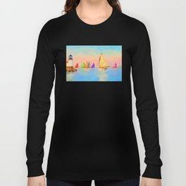 Rainbow Fleet Long Sleeve T-shirt
