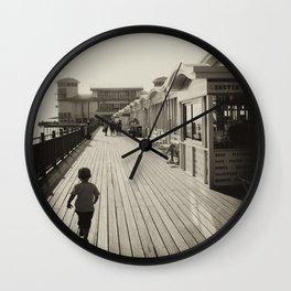 The Grand Pier Wall Clock