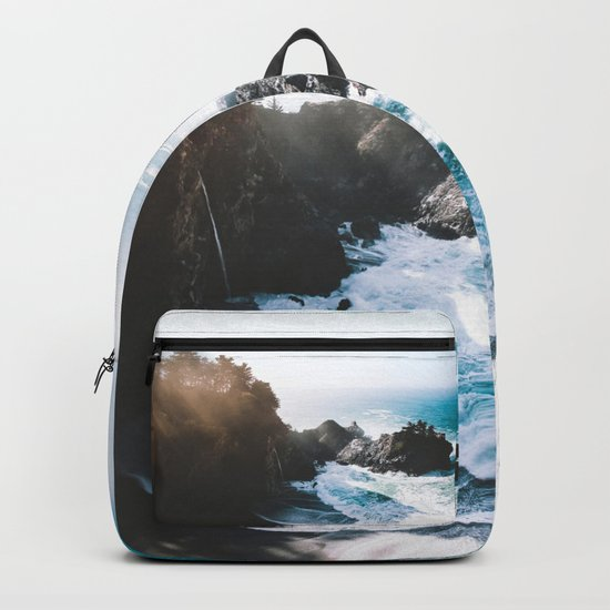 ocean falaise Backpack
