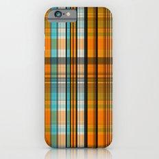 Rusty Teal iPhone 6s Slim Case