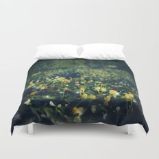 The Magic and the Moonlight Duvet Cover