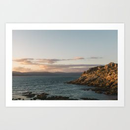 Galician coast, 2017 Art Print