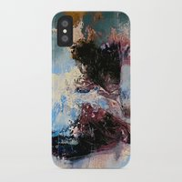 murakami iPhone & iPod Cases featuring CATHARTIC by THE USUAL DESIGNERS
