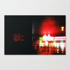 Double Deuce Canvas Print