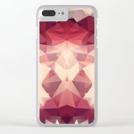 GOBLET OF FIRE Clear iPhone Case