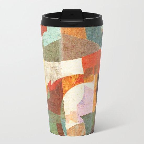 Leonidas Metal Travel Mug