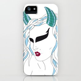 Taurus / 12 Signs of the Zodiac iPhone Case