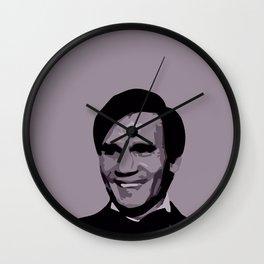Abdel Halim Hafiz - Pop Art Wall Clock