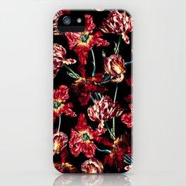 NIGHT GARDEN XXVI iPhone Case