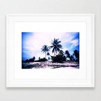 cuba Framed Art Prints featuring Cuba by very giorgious