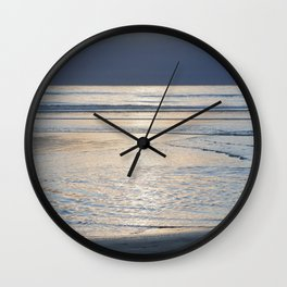 Shining Sea Wall Clock