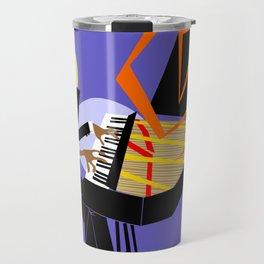 Thelonious Monk Travel Mug