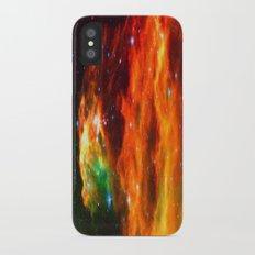 Spaceplosion iPhone X Slim Case