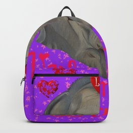 Happy Valentine! Backpack