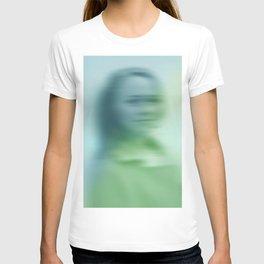 Blurry face T-shirt