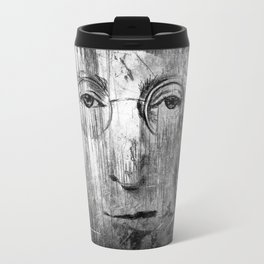 Jhon Lenon Travel Mug