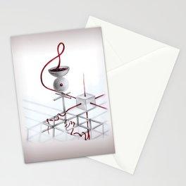 Jaleos de Mercurio Stationery Cards