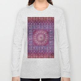 Old Bookshop Magic Mandala Long Sleeve T-shirt