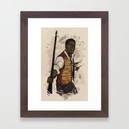 Kyle Scatcliffe Framed Art Print