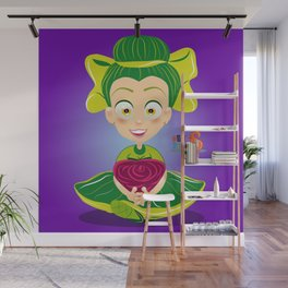 Mariette/Character & Art Toy design for fun Wall Mural