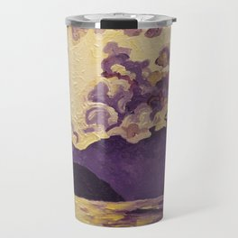 Purple Mountain Travel Mug