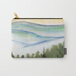 landscape painting  Carry-All Pouch