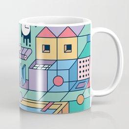80's Escher Coffee Mug