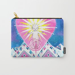 Sun of God Carry-All Pouch