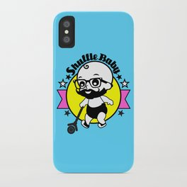 Shuffle Baby iPhone Case