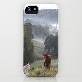 Byron Bay Hinterland iPhone Case