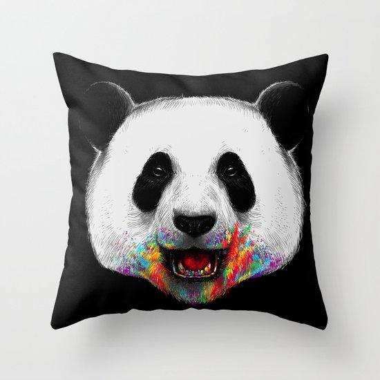 Where is the Rainbow? Throw Pillow