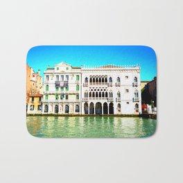 Ca' D'Oro Palace - Venice, Italy Bath Mat