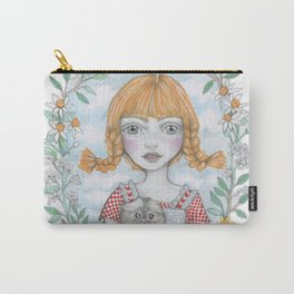 pippi long stocking Carry-All Pouch