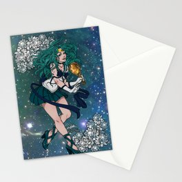 Sailor Neptune Stationery Cards