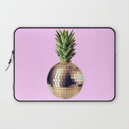 Ananas party (pineapple) Pink version Laptop Sleeve