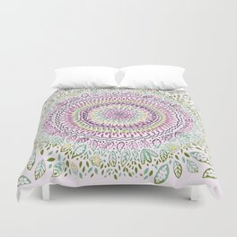 Intricate Spring Duvet Cover