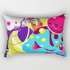 Sundae Sunset Rectangular Pillow
