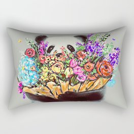 Flowers For You Rectangular Pillow