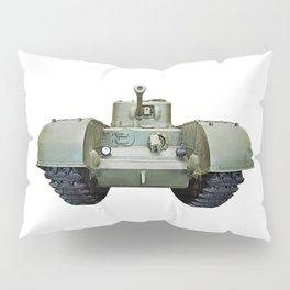 British heavy infantry tank Churchill Pillow Sham