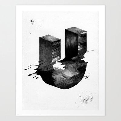 No. 26 Zine - Letter U