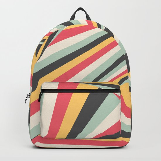 Twiangle Backpack