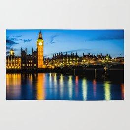 London By Night Rug