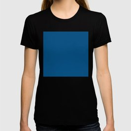 SNORKEL BLUE PANTONE 19-4049 T-shirt