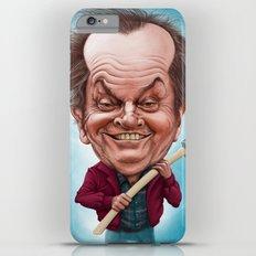 Jack Nicholson caricature iPhone 6s Plus Slim Case