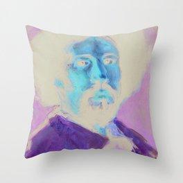 """""""El arte que nos mira"""" Throw Pillow"""