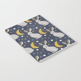 Serene Jackalope Notebook