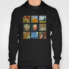 Van Gogh Collection Hoody
