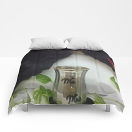 Mink: Wedding/Anniversary (w/rose) Comforters