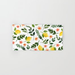 Lemon Grove Hand & Bath Towel